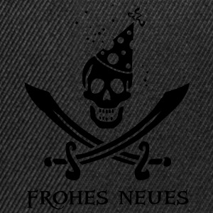 ~ Frohes Neues ~ T-Shirts - Snapback Cap