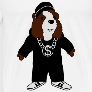 Ghetto Guinea Pig Kids' Tops - Men's Premium T-Shirt