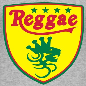 reggae Gensere - Slim Fit T-skjorte for menn