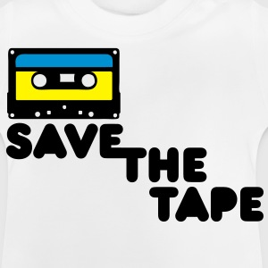 Save the tape Kids' Shirts - Baby T-Shirt