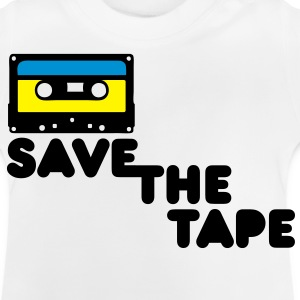 Save the tape Tee shirts Enfants - T-shirt Bébé