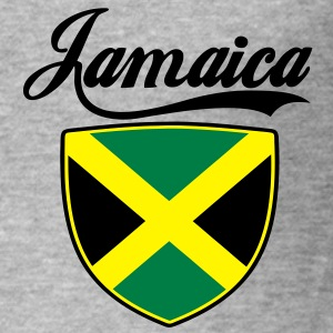 jamaica Sweatshirts - Herre Slim Fit T-Shirt