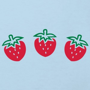 Strawberries - Kids' Organic T-shirt