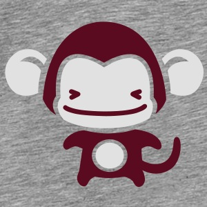 Bubu Monkey - Men's Premium T-Shirt