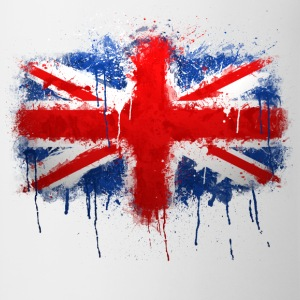 Union Jack - Graffiti - Mug
