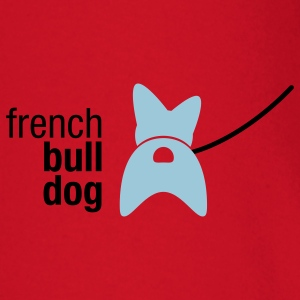 french bulldog - Baby Langarmshirt