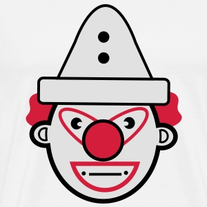Clown  Aprons - Men's Premium T-Shirt