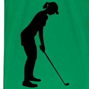 Golf apron - Men's Premium T-Shirt