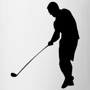 Golf T-shirt - Mugg