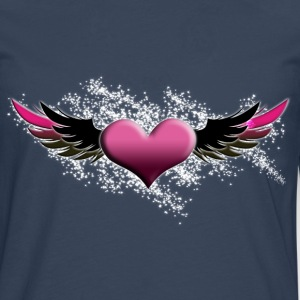 saint valentin by customstyle Tee shirts Enfants - T-shirt manches longues Premium Homme