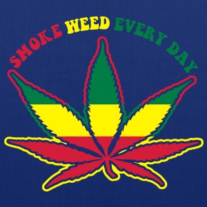 smoke weed every day T-Shirts - Tote Bag