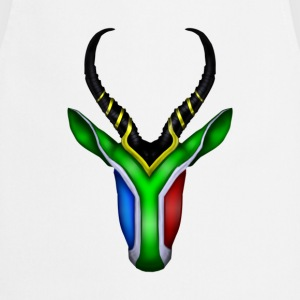 Springbok Flag - South Africa T-Shirts - Cooking Apron