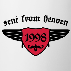 sent from heaven 1998 Pullover - Tasse