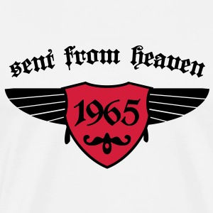 sent from heaven 1965 Pullover - Männer Premium T-Shirt