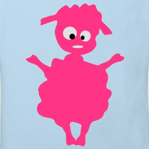 Little lamb Baby One- Piece - Kids' Organic T-shirt