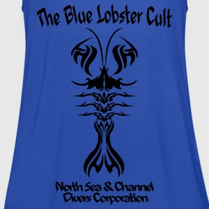 The Blue Lobster Cult  Aprons - Women's Tank Top by Bella