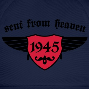 sent from heaven 1945 T-Shirts - Baseballkappe