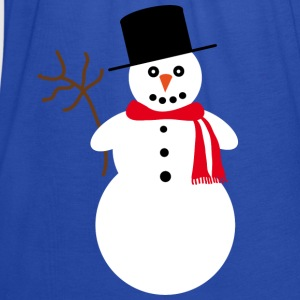 Snowman Hoodies & Sweatshirts - Women's Tank Top by Bella