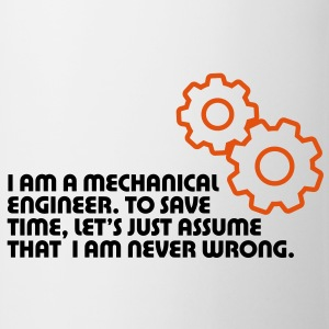 I Am A Mechanical Engineer 5 (2c)++ T-Shirts - Mug