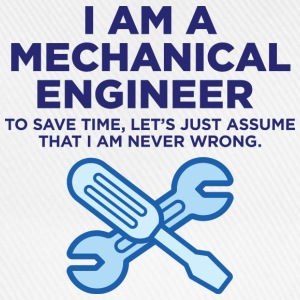 I Am A Mechanical Engineer 3 (dd)++ T-Shirts - Baseball Cap