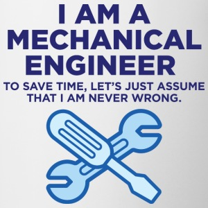I Am A Mechanical Engineer 3 (dd)++ T-Shirts - Mug