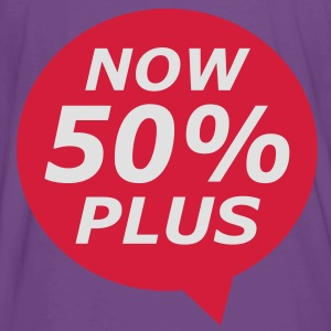 50 PERCENT PLUS - Shopping Pullover - Männer Premium T-Shirt