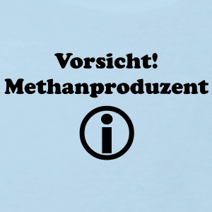Methanproduzent - Kinder Bio-T-Shirt