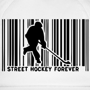 code barre player street hockey1 Tee shirts - Casquette classique