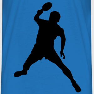 Table tennis apron - Mannen T-shirt
