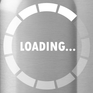 Ajax Loader - loading - waiting Barneskjorter - Drikkeflaske