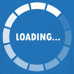 Ajax Loader - loading - waiting Tasker - Herre-T-shirt