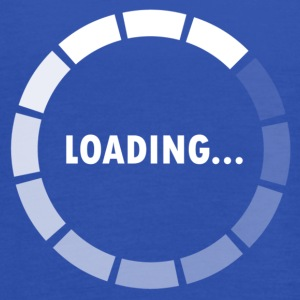 Ajax Loader - loading - waiting Tassen - Vrouwen tank top van Bella