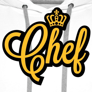 Chef | Boss T-Shirts - Men's Premium Hoodie