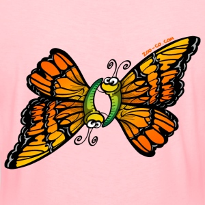 Loving Butterflies Hoodies & Sweatshirts - Women's Premium T-Shirt