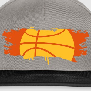 graffiti Basketball Polo Shirts - Snapback Cap