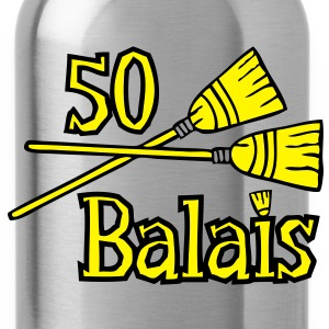 50 balais ans Sweat-shirts - Gourde