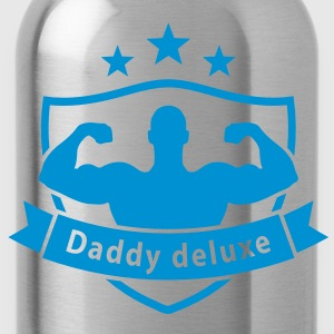 daddy_deluxe1 T-Shirts - Water Bottle