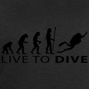 evolution_dive T-Shirts - Men's Sweatshirt by Stanley & Stella