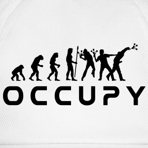evolution_occupy Tee shirts - Casquette classique