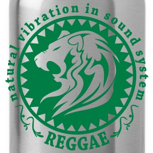 natural vibration in sound system reggae Felpe - Borraccia