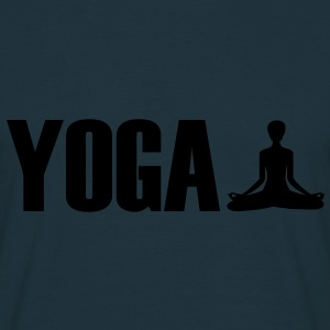 yoga Sweaters - Mannen T-shirt