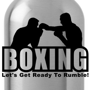 boxing T-Shirts - Water Bottle