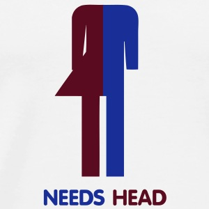 Ladyboy Needs Head - Men's Premium T-Shirt