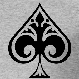 SPADES - Men's Slim Fit T-Shirt