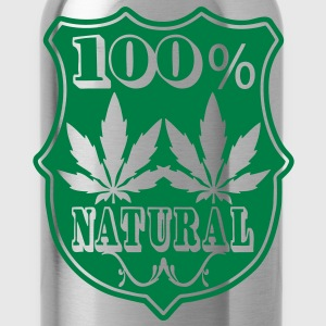 100% natural Felpe - Borraccia