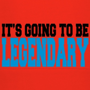 it's going to be legendary II 2c Bags  - Kids' Premium Hoodie