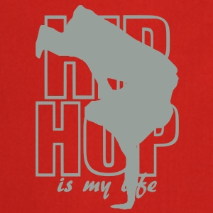 hip hop is my life Laukut - Esiliina