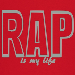 rap is my life Bags  - Baby Long Sleeve T-Shirt