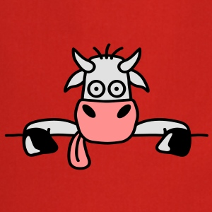 funny_cow T-Shirts - Cooking Apron