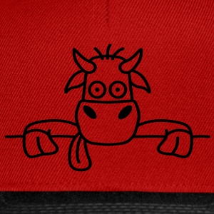 funny_cow Tee shirts - Casquette snapback
